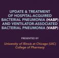 Update and Treatment of HABP/VABP Symposium